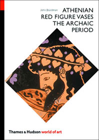 Athenian Red Figure Vases: The Archaic Period Cover