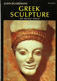 Greek Sculpture: The Archaic Period Cover