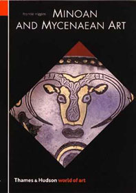 Minoan and Mycenaean Art Cover