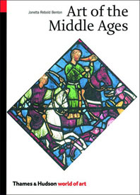 Art of the Middle Ages Cover