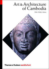 Art and Architecture of Cambodia Cover