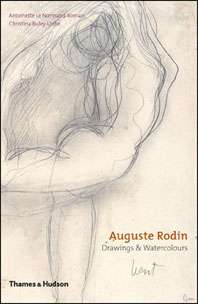 Auguste Rodin: Drawings & Watercolors Cover