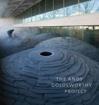 The Andy Goldsworthy Project Cover