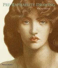 Pre-Raphaelite Drawing Cover