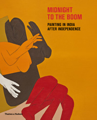 Midnight to the Boom: Painting in India after Independence Cover