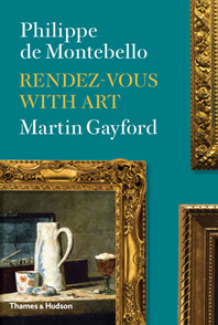 Rendez-vous with Art Cover