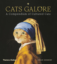 Cats Galore: A Compendium of Cultured Cats Cover