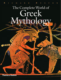 The Complete World of Greek Mythology Cover