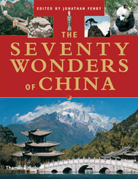 The Seventy Wonders of China Cover