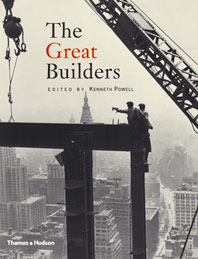 The Great Builders Cover