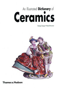 An Illustrated Dictionary of Ceramics Cover