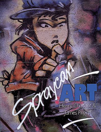 Spraycan Art Cover