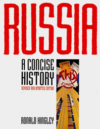 Russia: A Concise History Cover