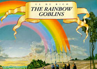 The Rainbow Goblins Cover