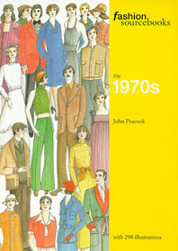Fashion Sourcebooks: The 1970s Cover