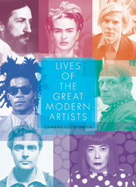 Lives of the Great Modern Artists Cover