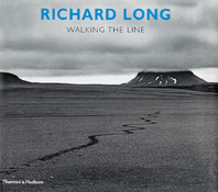 Richard Long: Walking the Line Cover