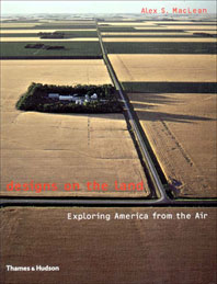 Designs on the Land: Exploring America from the Air Cover