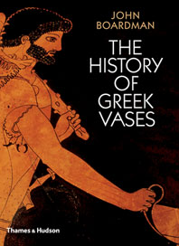 The History of Greek Vases Cover
