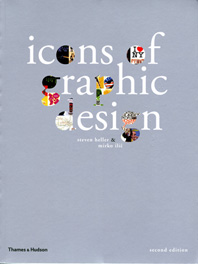 Icons of Graphic Design Cover