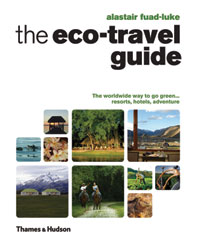Eco-Travel Guide Cover