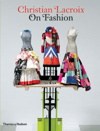 Christian Lacroix on Fashion Cover