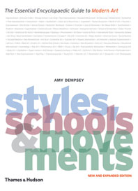Styles, Schools & Movements Cover