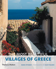 The Most Beautiful Villages of Greece Cover
