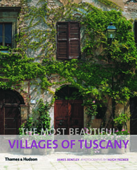 The Most Beautiful Villages of Tuscany Cover