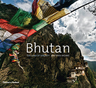 Bhutan: The Land of Serenity Cover