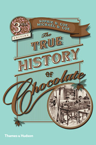 The True History of Chocolate Cover