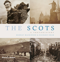 The Scots: A Photohistory Cover
