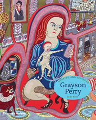 Grayson Perry Cover