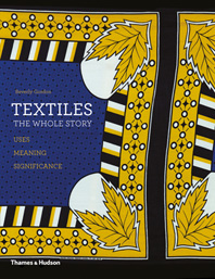 Textiles: The Whole Story Cover