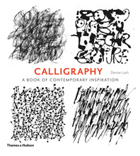 Calligraphy: A Book of Contemporary Inspiration Cover