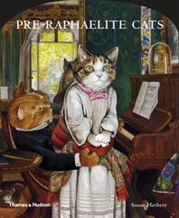 Pre-Raphaelite Cats Cover