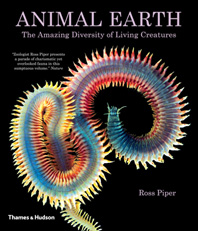 Animal Earth: The Amazing Diversity of Living Creatures Cover