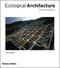 Ecological Architecture: A Critical History Cover
