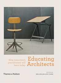 Educating Architects: How tomorrow's practitioners will learn today Cover