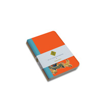The Book of Kells: Mini Notebooks: Set of 3 Cover