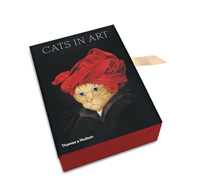 Cats in Art: Notecard Box Cover