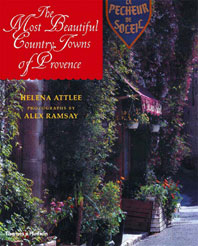 The Most Beautiful Country Towns of Provence Cover