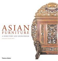Asian Furniture: A Directory and Sourcebook Cover