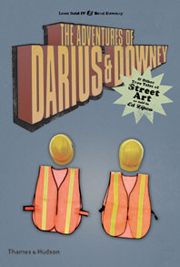 The Adventures of Darius and Downey Cover