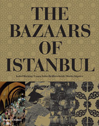 The Bazaars of Istanbul Cover