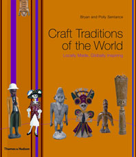 Craft Traditions of the World: Locally Made, Globally Inspiring Cover