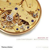 Masters of Contemporary Watchmaking Cover