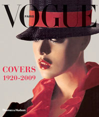 Paris Vogue Covers: 1920-2009 Cover