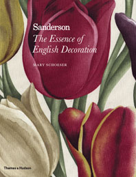 Sanderson: The Essence of English Decoration Cover