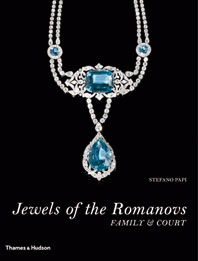Jewels of the Romanovs: Family & Court Cover